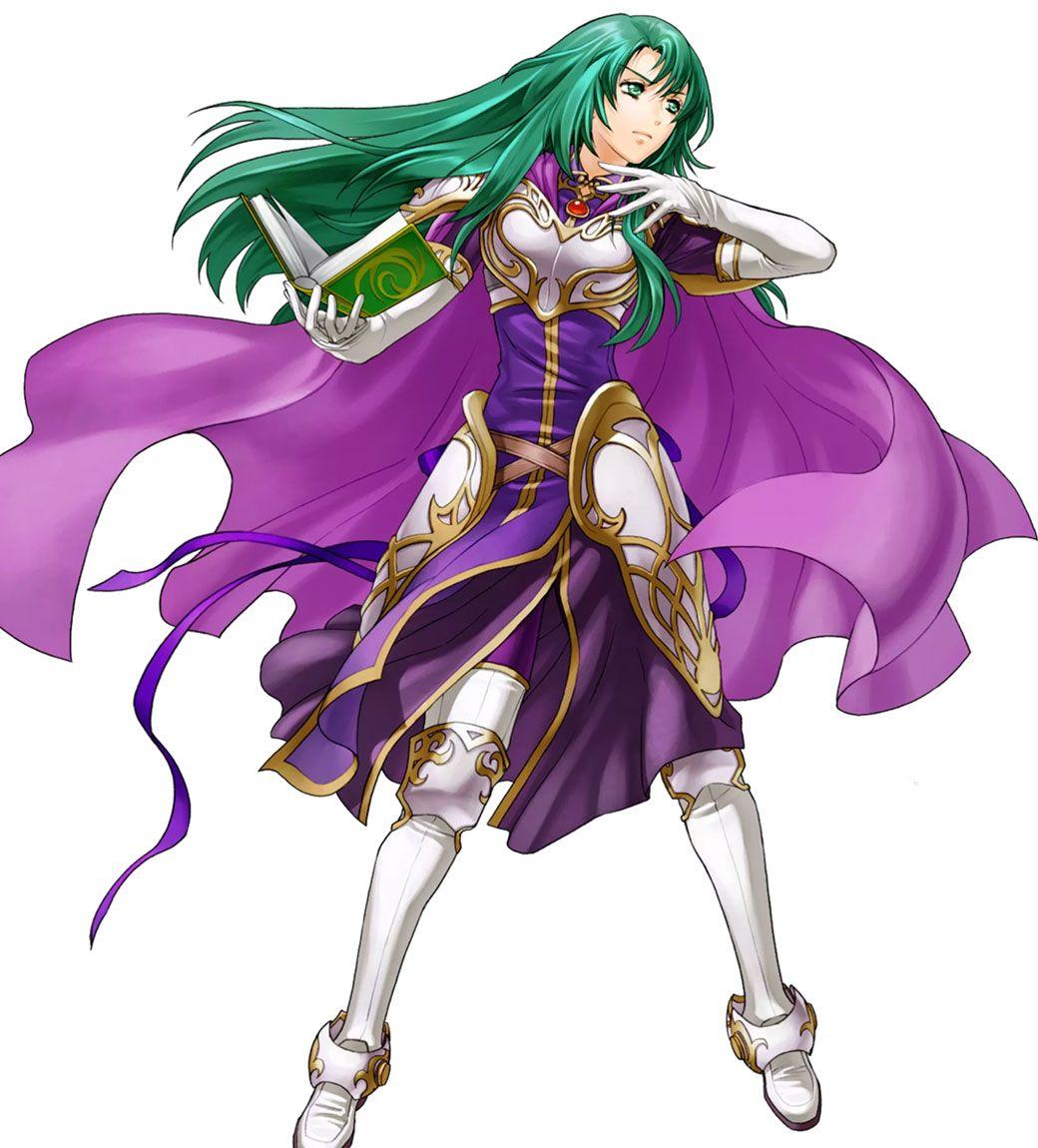 Cecilia Battle Stance Fire Emblem Heroes Fire Emblem Character Art