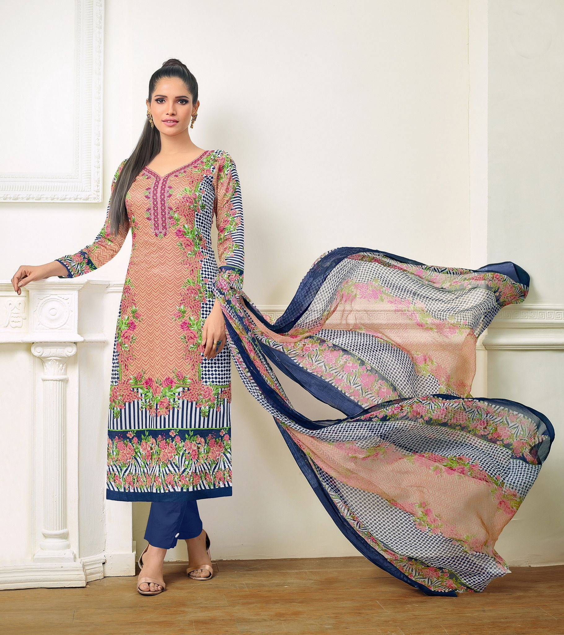 Embroidery Suits, Liberty Fashion, Dresses For