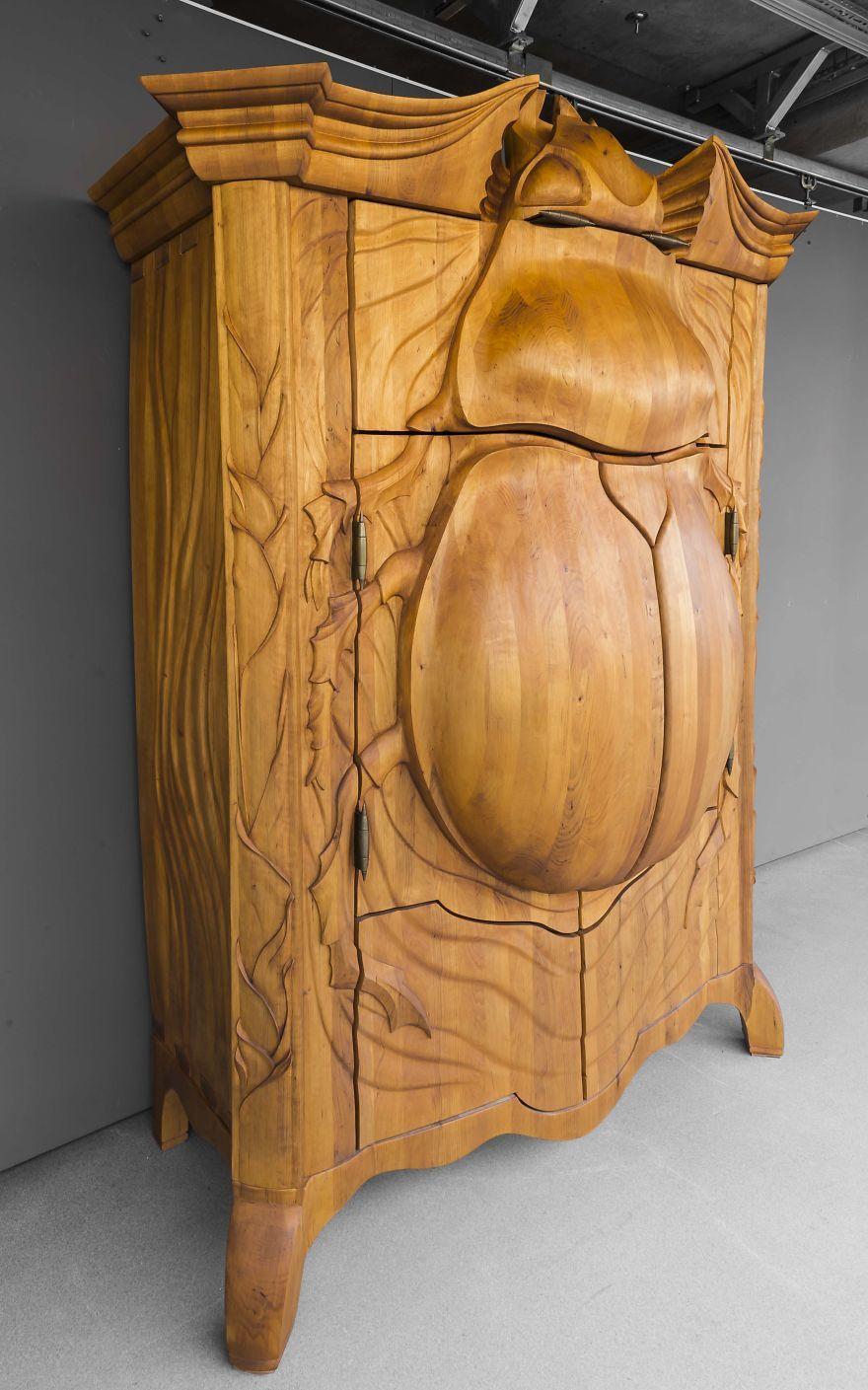 Resultat D Imatges De Esculturas De Madera Famosas Art In Wood  # Muebles Tallados A Mano