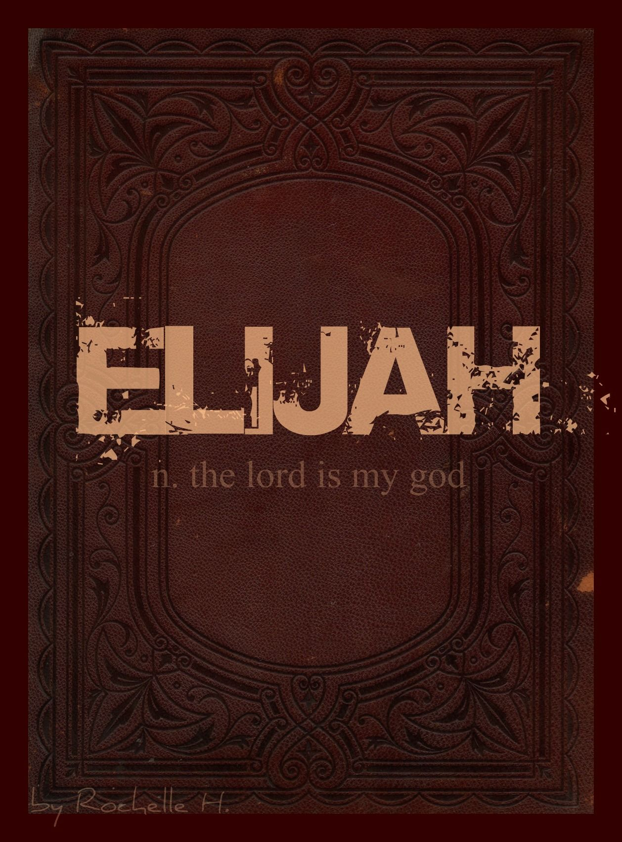 Elijah - These Will Be The Popular Names For Baby Boys In ...