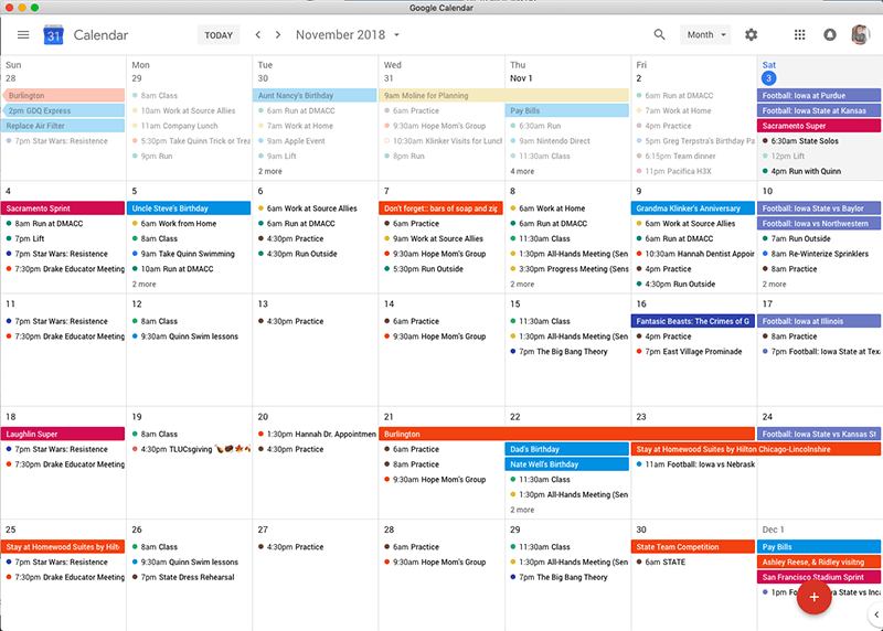 Google Calendar Desktop App Google Calendar Desktop App for Windows 10 / Mac – An Ultimate