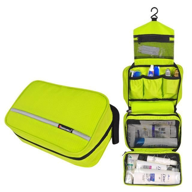 0bde3068cea6 Amazon.com : Airstream Camping Cosmetic Bags Organizer- Travel ...