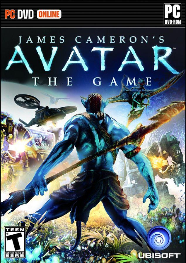 Avatar The Game mega Juegos de acción, Juegos pc