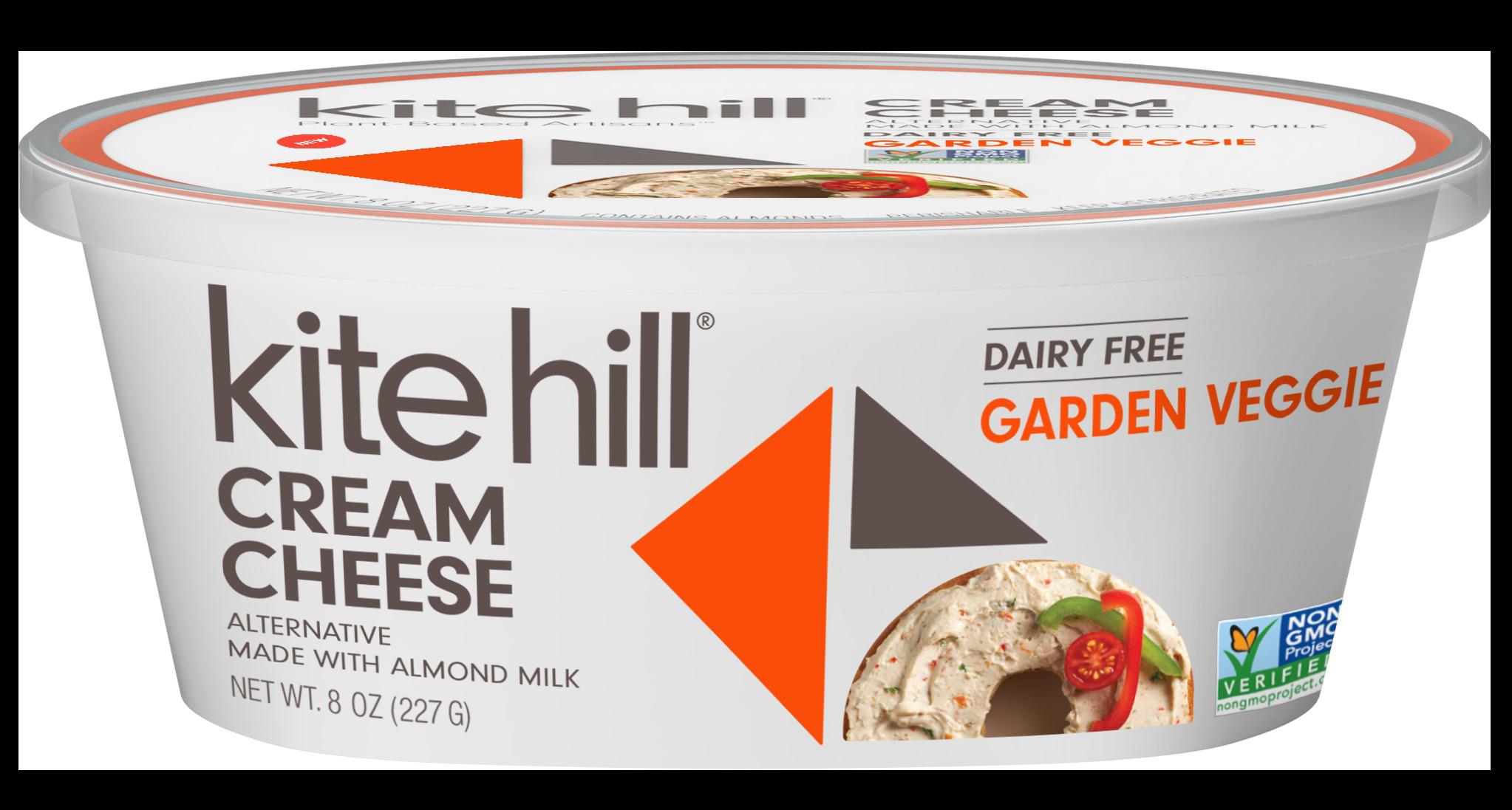 Kite Hill Dairy Free Cream Cheese Alternative In 2020 Cheese Alternatives Dairy Free Cream Cheese Cream Cheese
