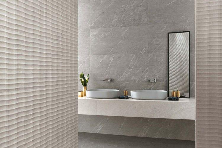 Wandfliesen Fürs Bad U2013 30 Moderne Fliesen Designs Und Trends Aus Italien  #designs #fliesen