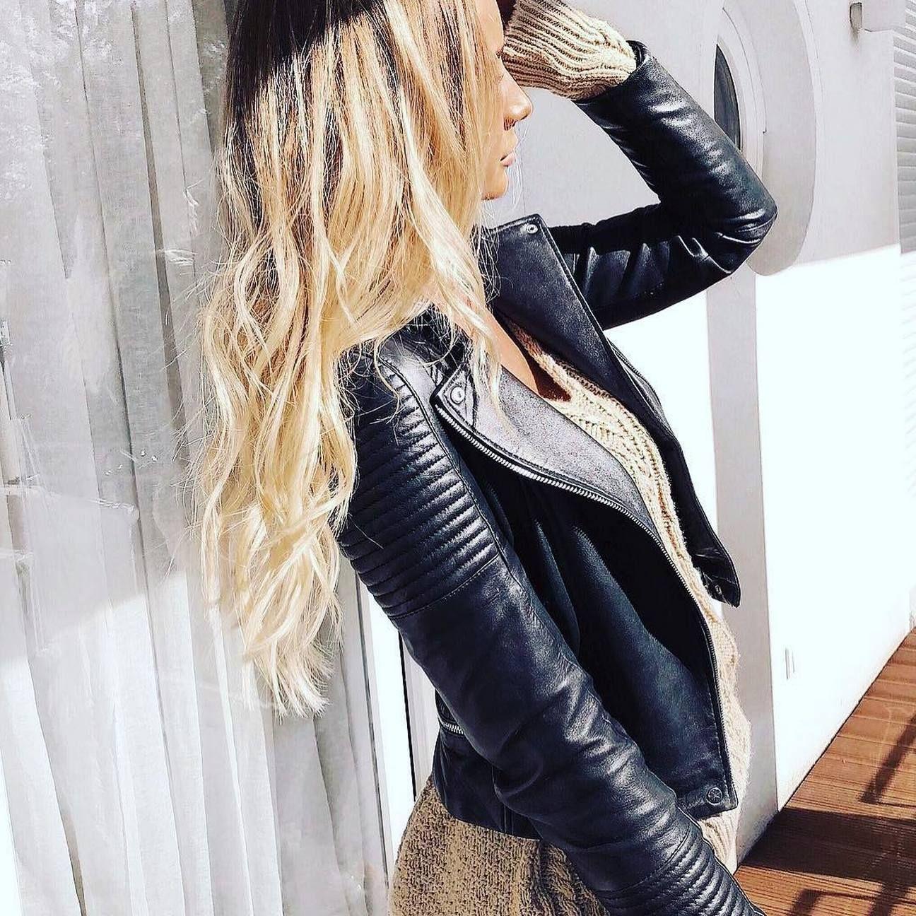 90+ Style A Leather Jacket Ideas