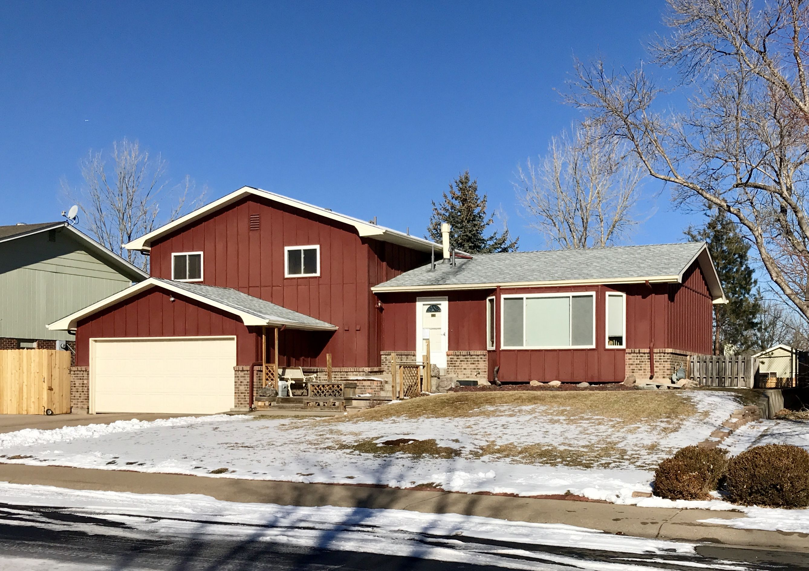 This Home In Fort Collins Was Recently Re Roofed By Us