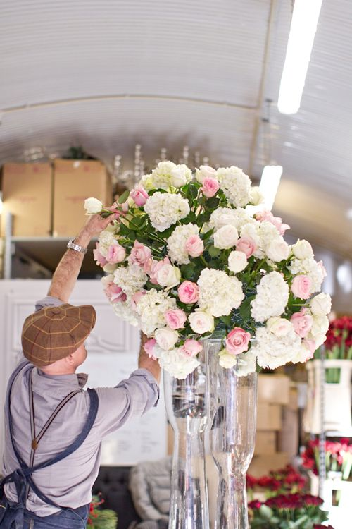 By Appointment Only Design Wedding At The Savoy Part 1 Double Domes Of Roses Flowerona