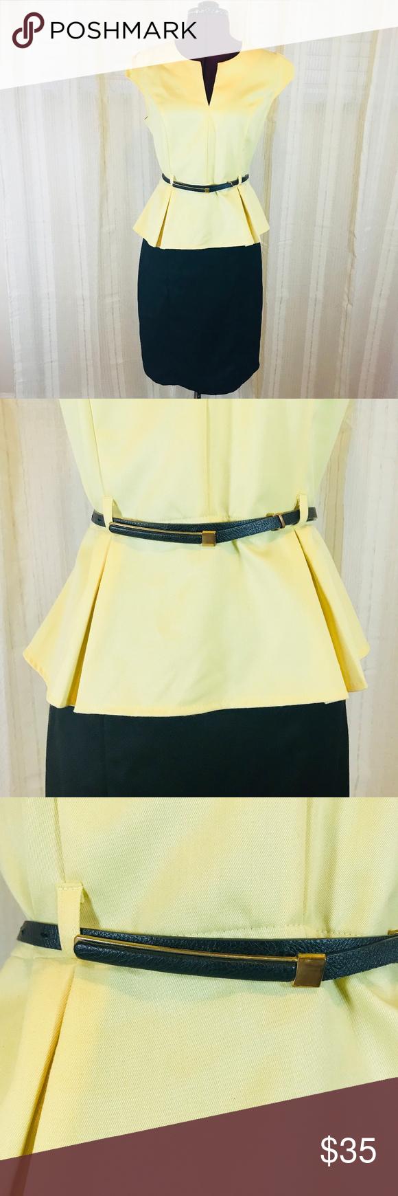 Kara girl color block dress in my posh closet dresses