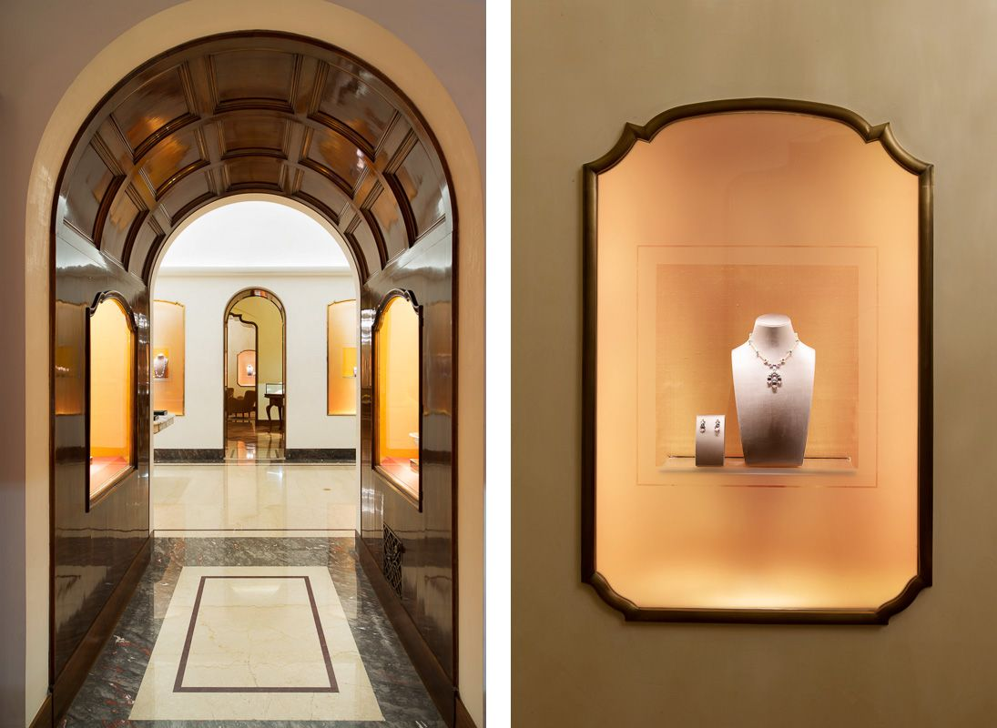 13fd83c7b282f Bulgari Flagship Store, Roma, Lazio, Italia - Peter Marino ...