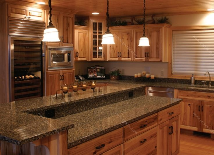 Kitchen cabinet countertop pretty ideas 20 best 20 oak for Kitchen cabinets lowes with votive candle holders michaels