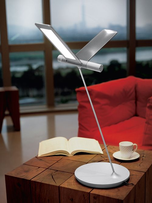 Seagull Led Desk Light Combination Of Functionality And