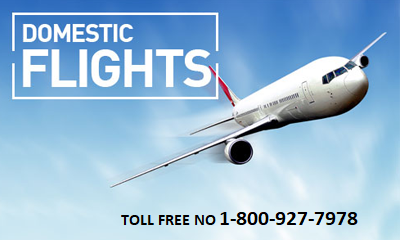Domestic Flight Booking Contact 18009277989 Domestic