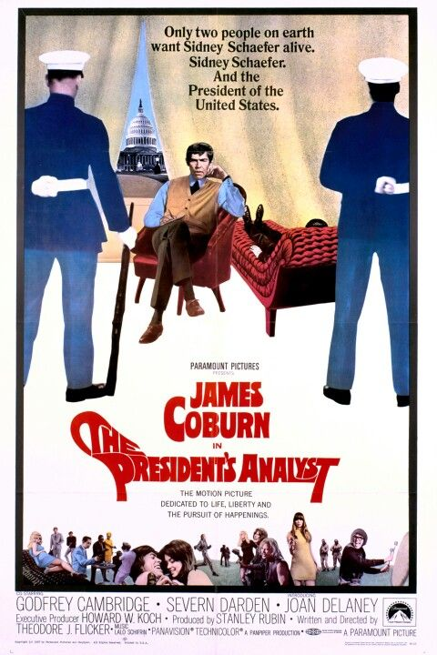 Watch The President's Analyst Full-Movie Streaming
