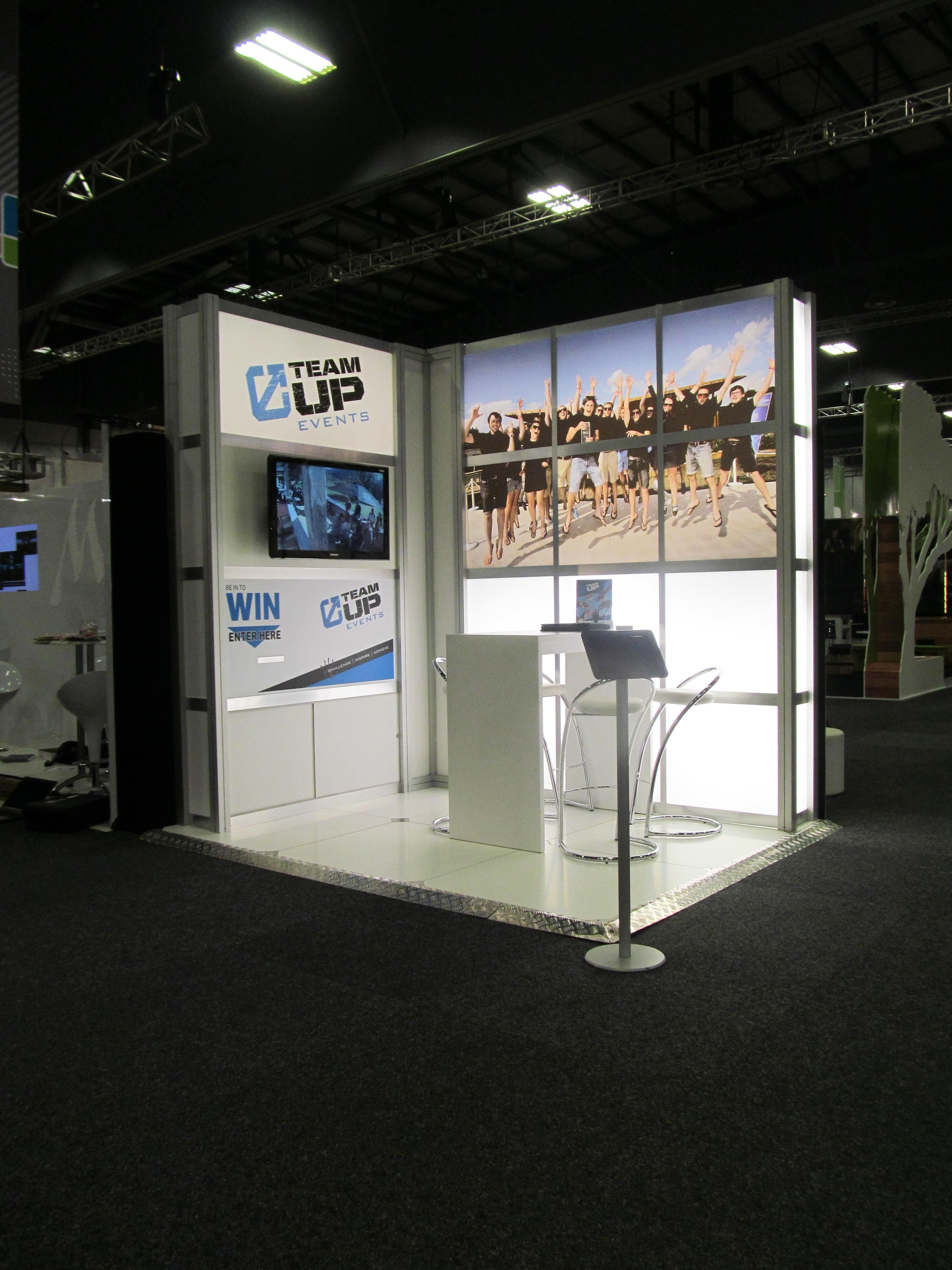 Expo Stands Nz : Team up at meetings by peek exhibition nz