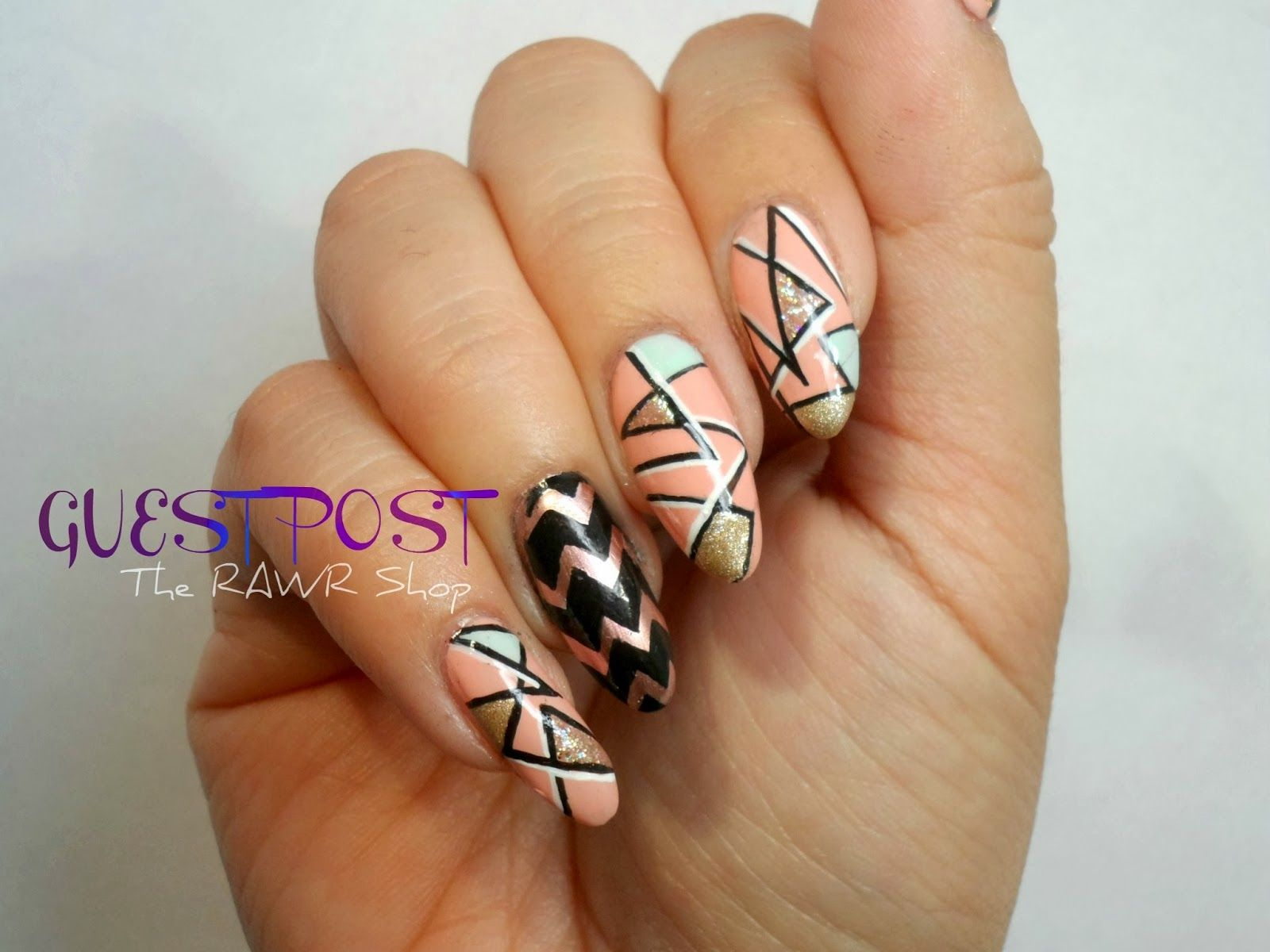 The RAWR Shop: Guest Post- Nail Crush | Other Ladies\' Manicures ...
