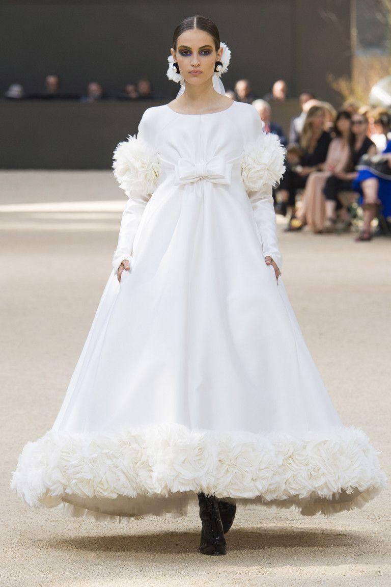 Chanel коллекция Коллекции осеньзима Париж vogue