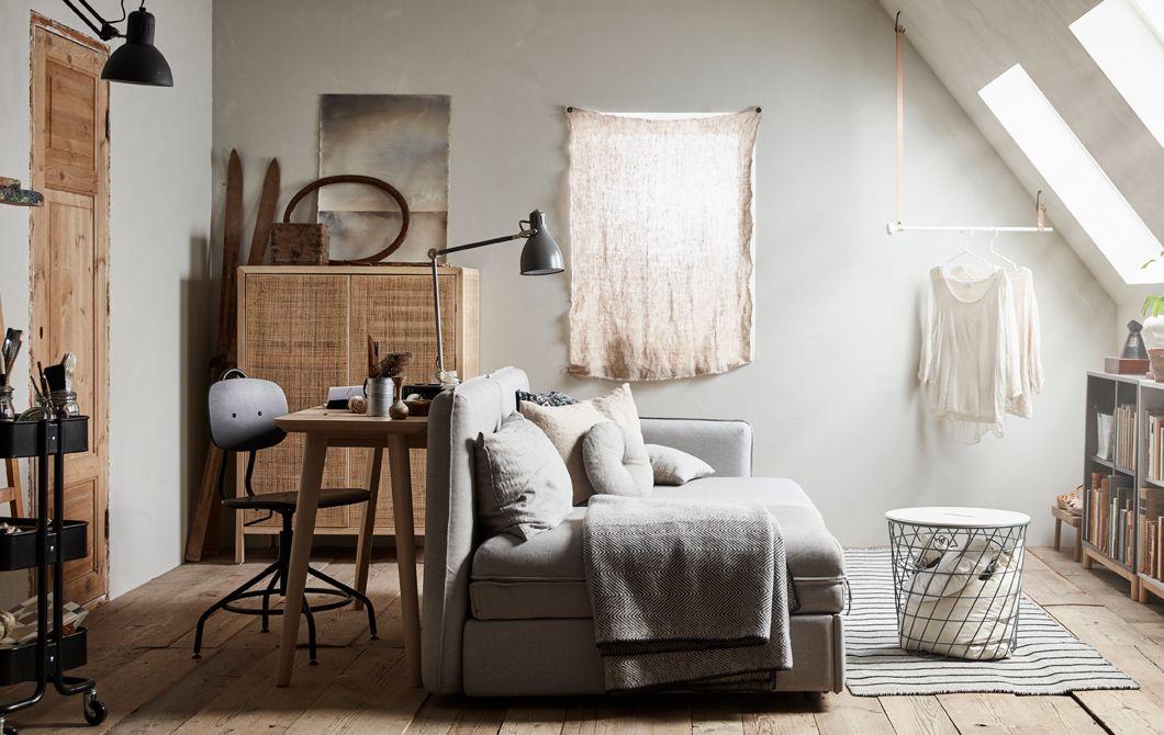 Aménager une chambre du0027amis en atelier Art studios, Decoration and - exemple de couleur de chambre