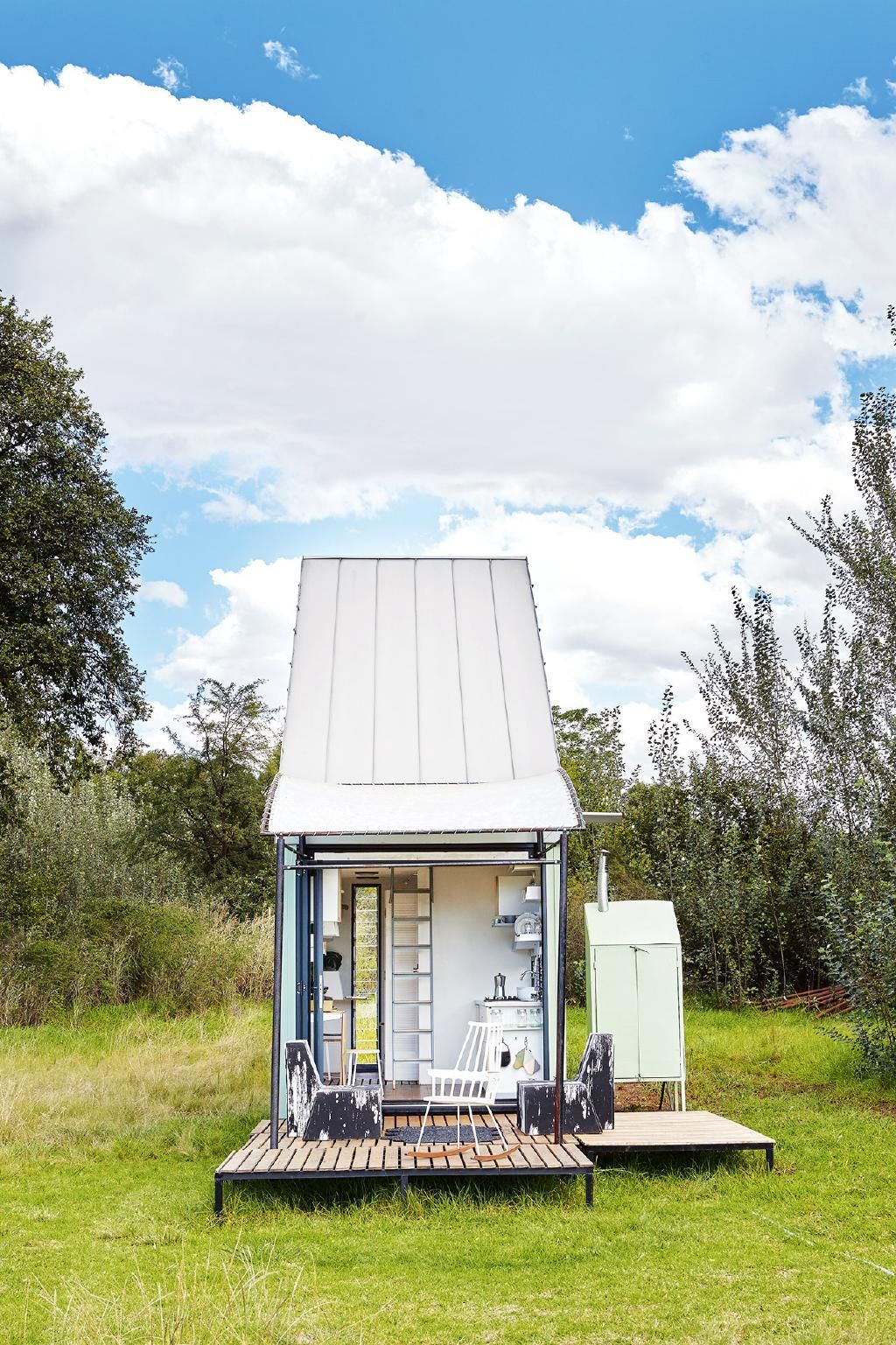 This 17 Square Metre Home In South Africa Isn T Just About