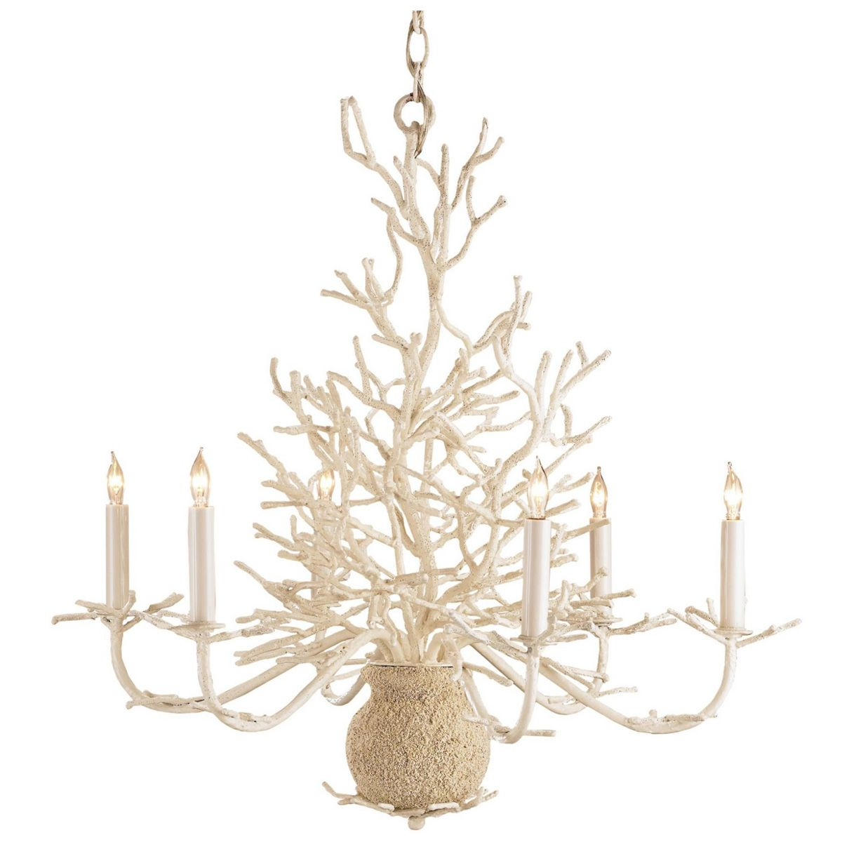 White sea coral chandelier coastal lighting natural coastal cottage and french country painted furniture and decor coastal chandeliertropical chandelierschandelier lightingcoastal arubaitofo Choice Image