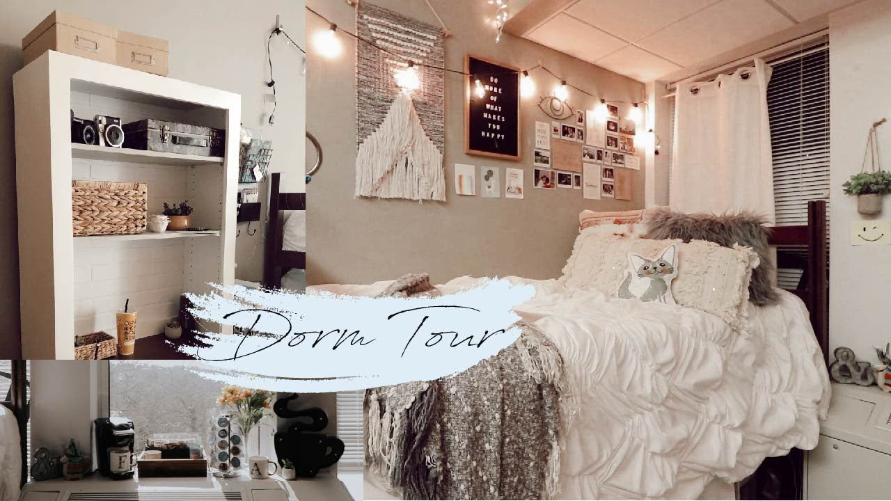 College Dorm Tour