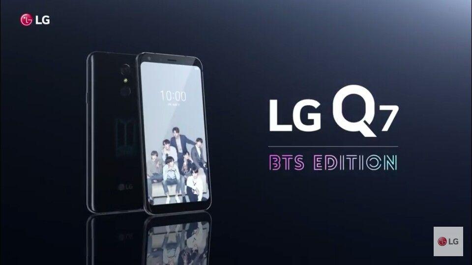 lg q7 bts edition usa price