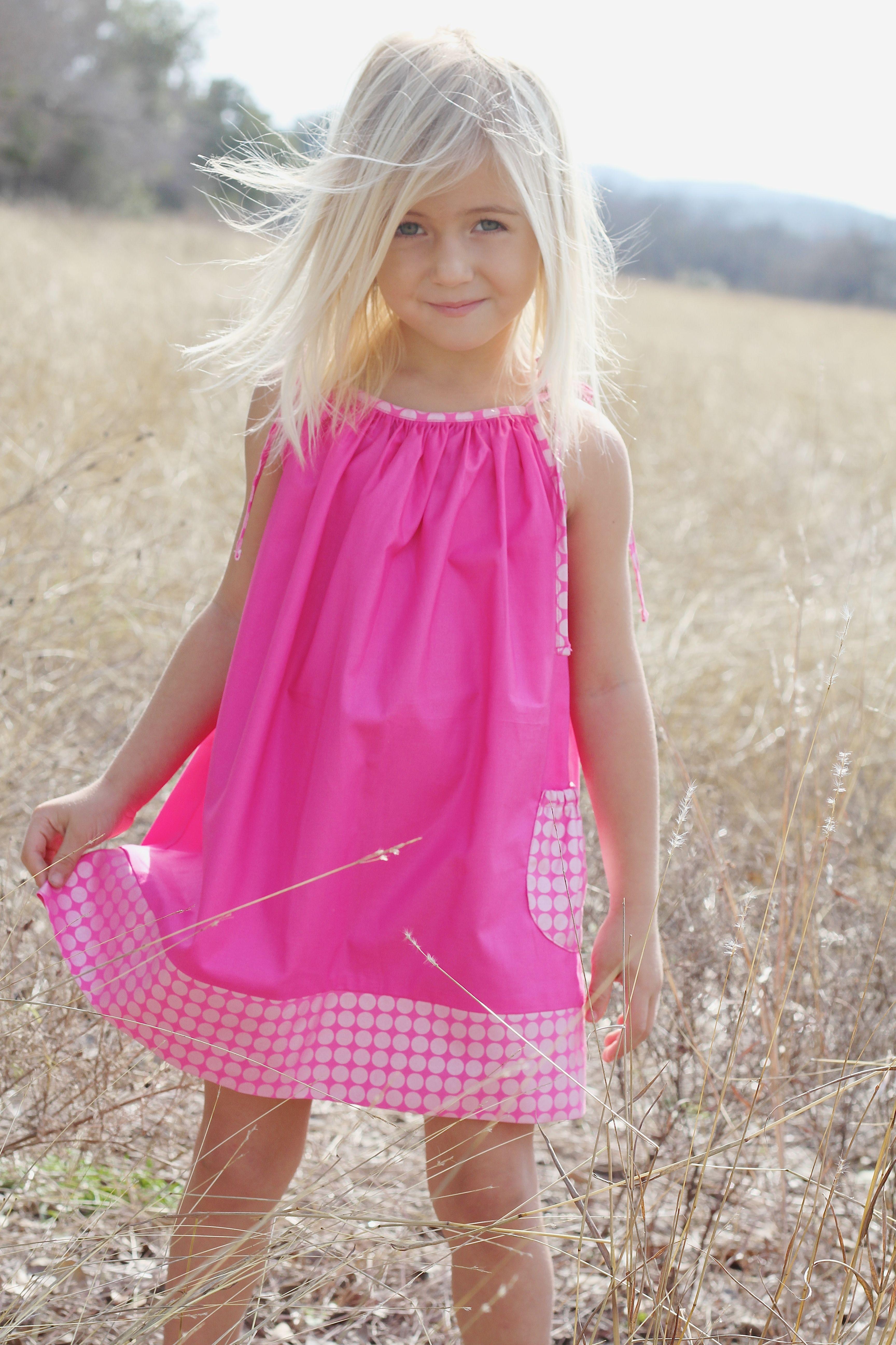 Nain & Joe Lola Dot Dress