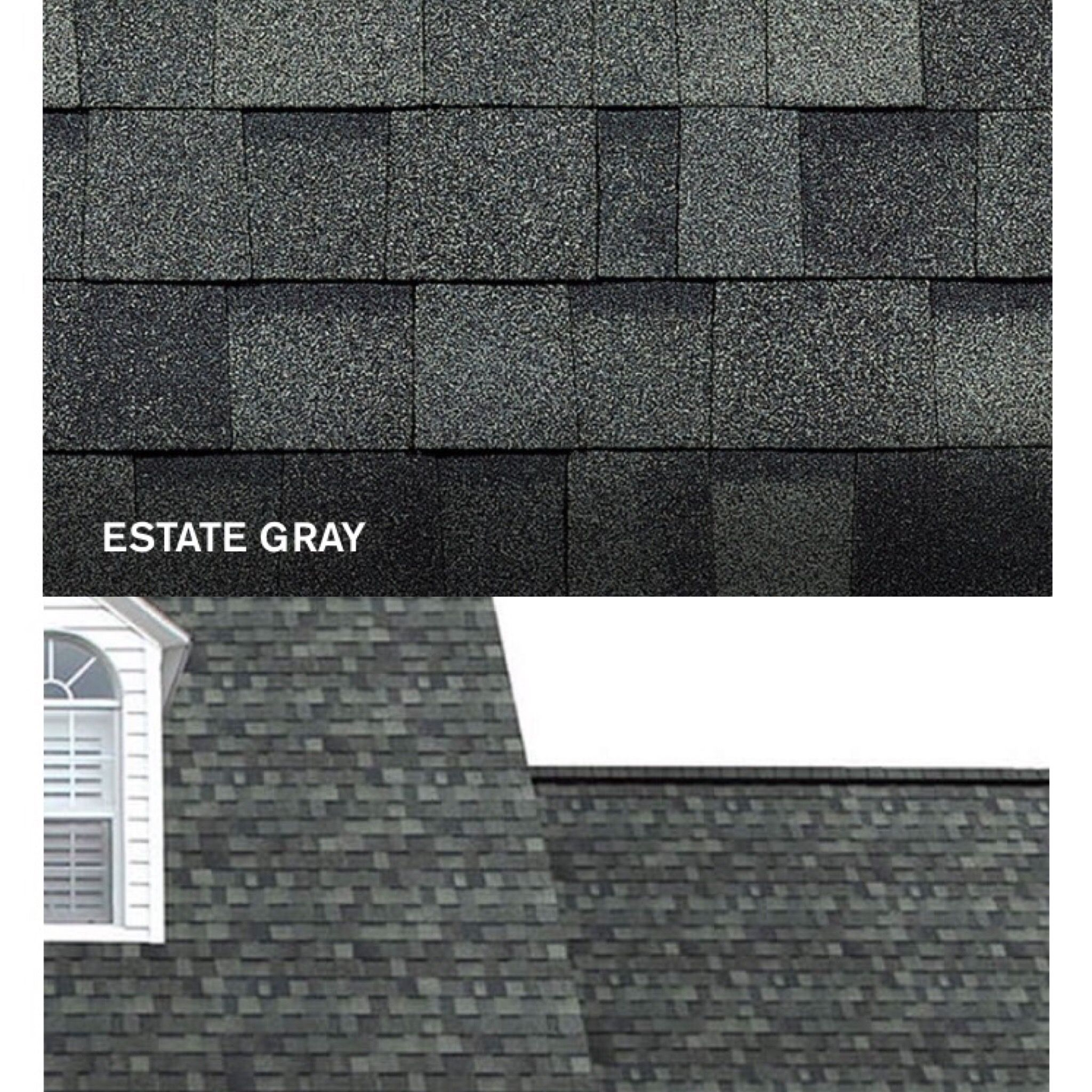 Best Owens Corning Oakridge Series – Estate Gray Roof Shingle 400 x 300
