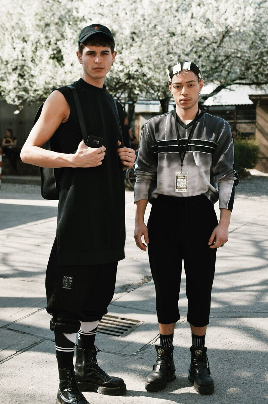 Berghain berlin outfit