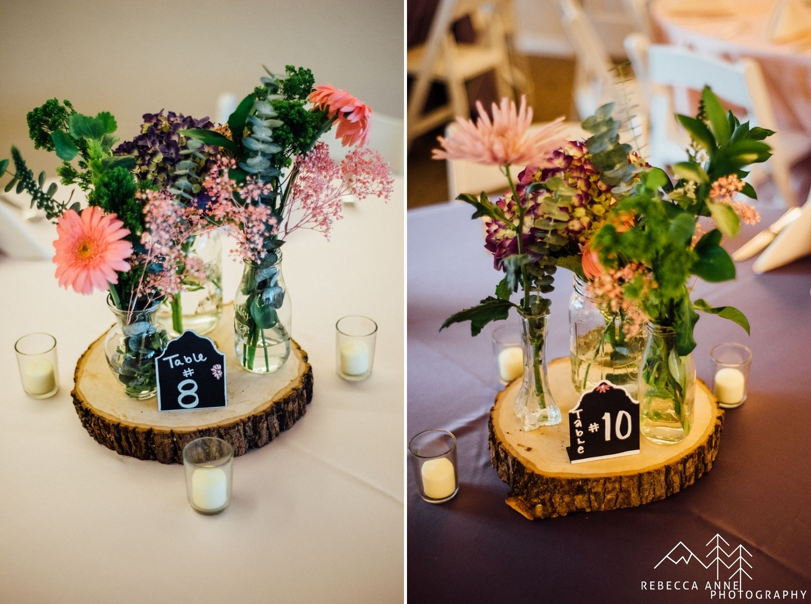 Matthew and Heather's Tibbets Creek Manor Wedding photographed by local Seattle Wedding Photographer, Rebecca Anne Photography.