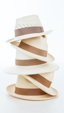 addictedtolifestyle:  Addicted to LifeStyle  ❀ Natural Straw Fedora Trilby Panama Hat - Rome - FREE SHIPPING - new handmade - mocha cappucc...
