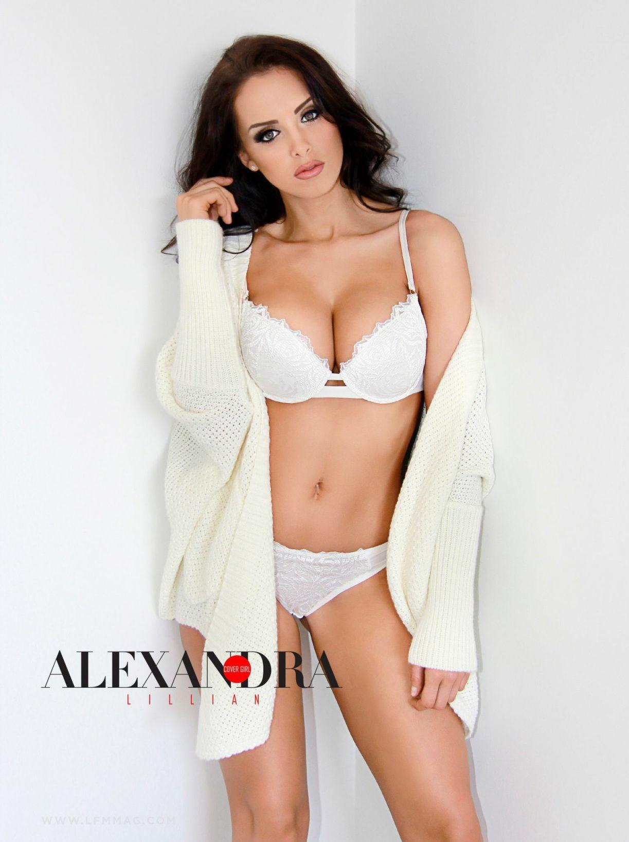 Celebrity Alexandra Lillian nude photos 2019