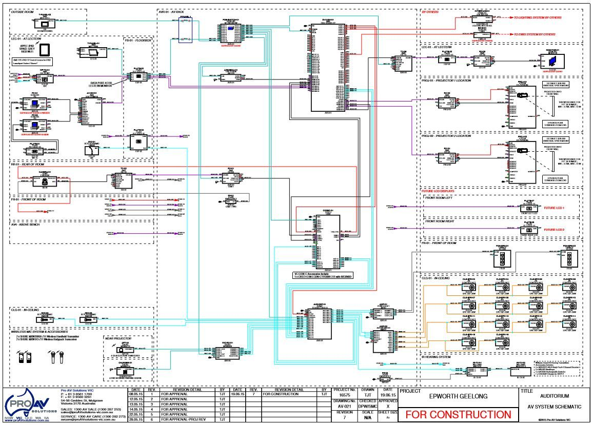 19fe30693107f370f29739b3cc66a492 av wiring schematic for auditorium system integration portfolio av wiring diagrams at eliteediting.co