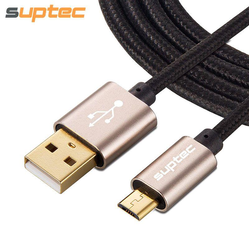 마이크로 USB 케이블 충전 코드 삼성 갤럭시 S7 S6 S5 S4 노트 탭 샤오 미 테크 화웨이 Andriod 전화 데이터 동기화 충전기 케이블