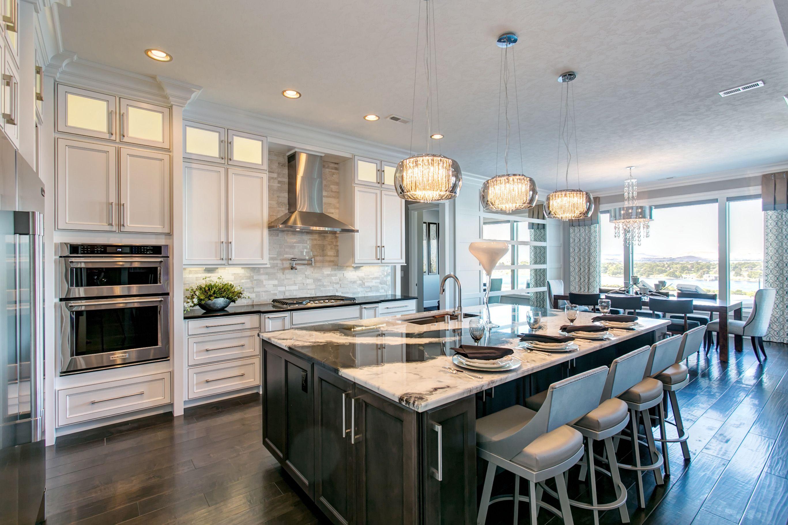 Bravo Ii Prodigy Homes Inc Kitchen Layout Plans White