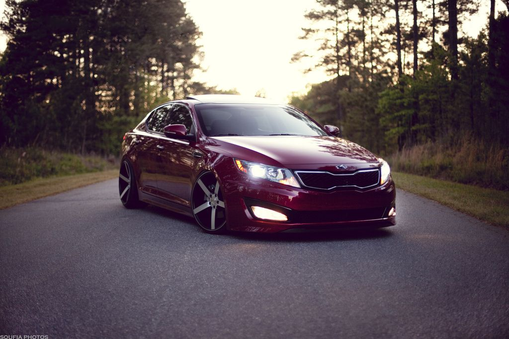 Kia Optima Will Be Mine In A Few Short Months If All Goes To