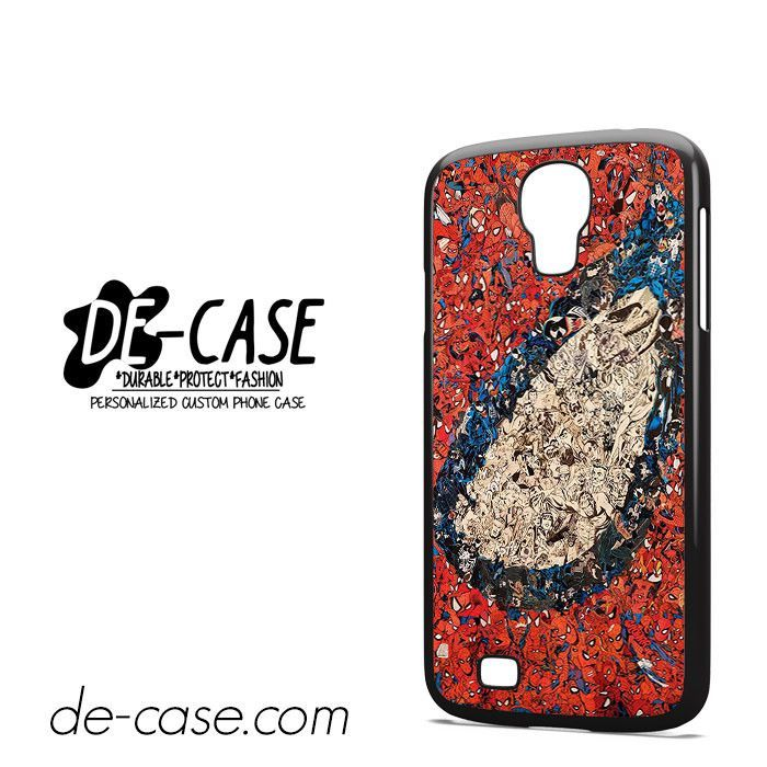 All Spiderman Comics DEAL-616 Samsung Phonecase Cover For Samsung Galaxy S4 / S4 Mini