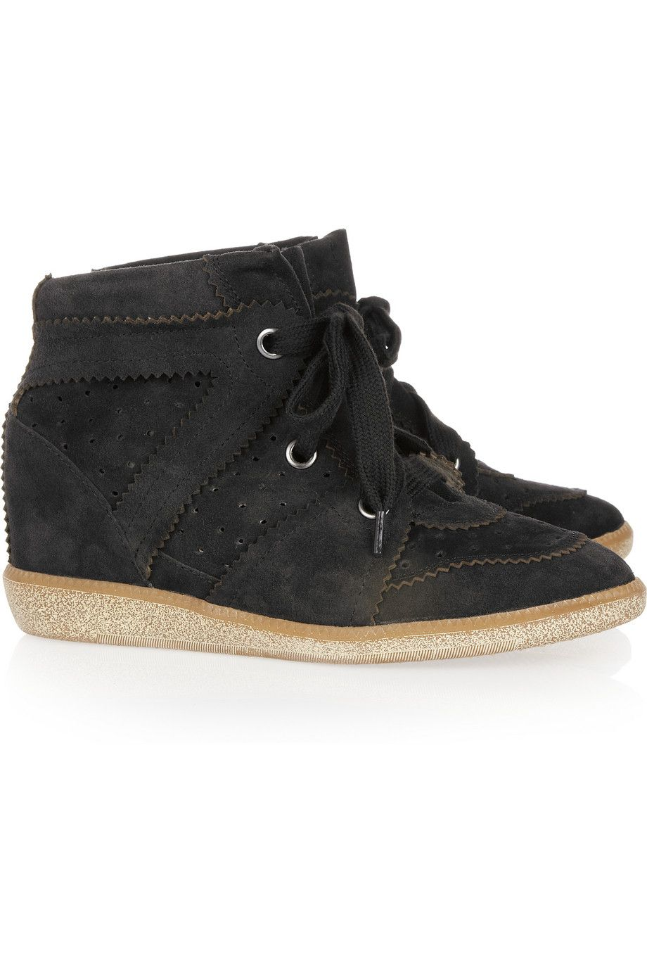 Bobby suede sneakers | Isabel Marant