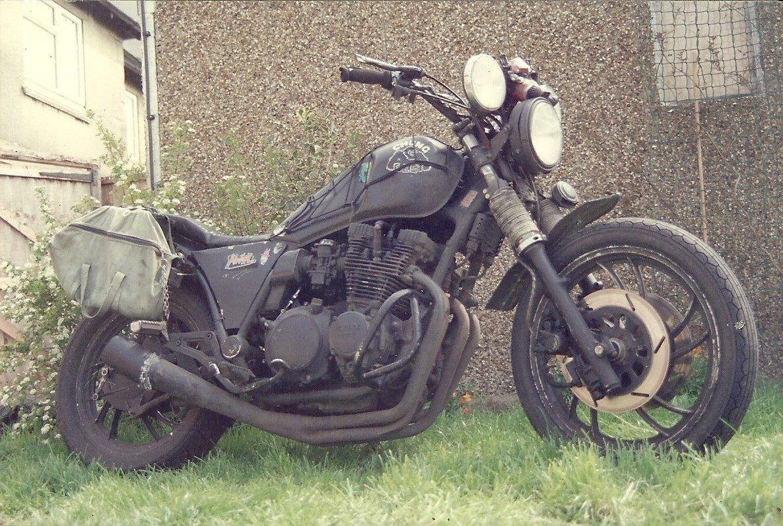 Yamaha XJ 750 Seca (alias Chung )