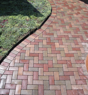 Vast Pavers Eco Friendly Composite Made From Recycled
