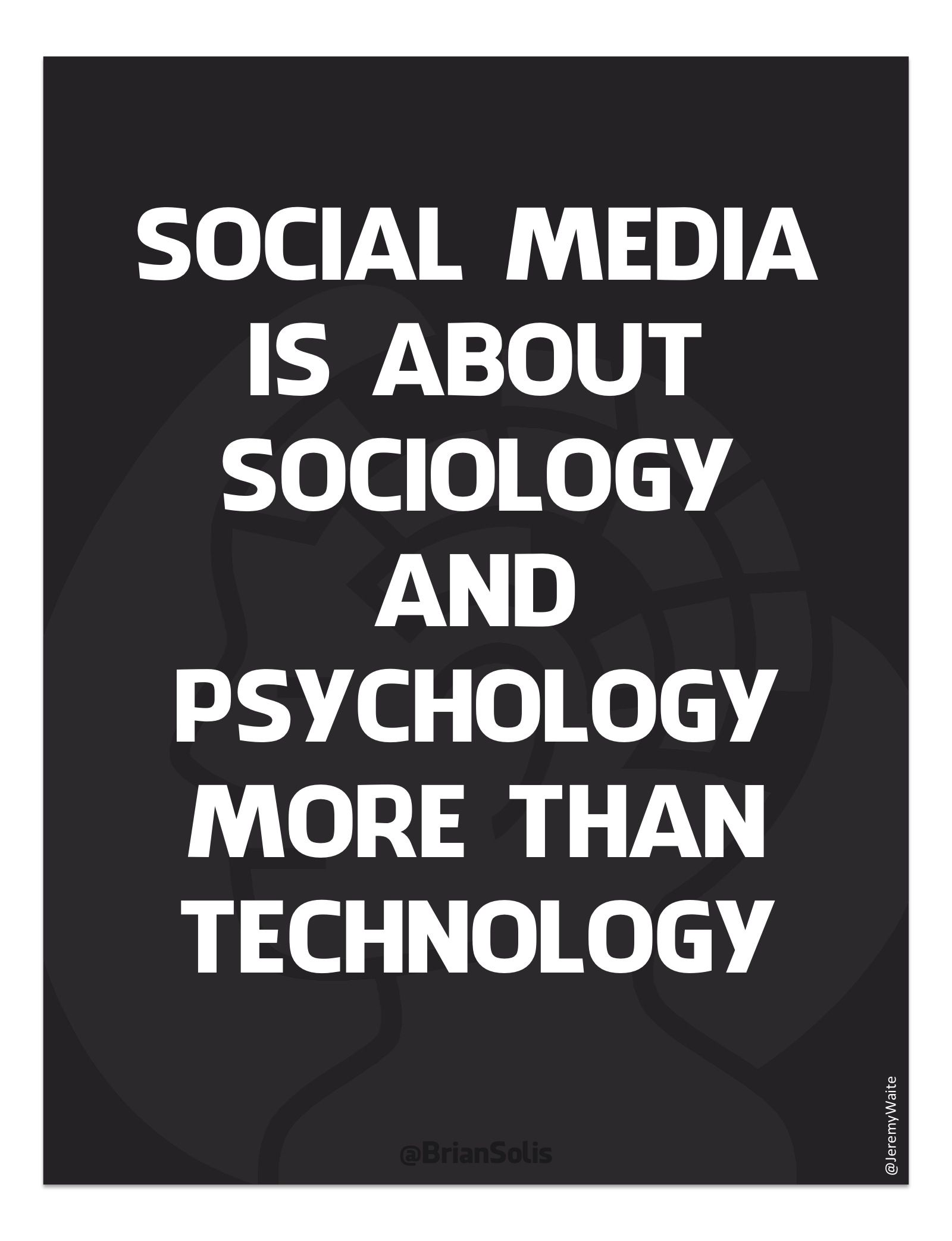 proverbs related to technology But some great records are are being made with today's technology and there are still great artists among us likewise there are artists today who are so reliant on modern technology, they wouldn't have emerged when recording was more organic.