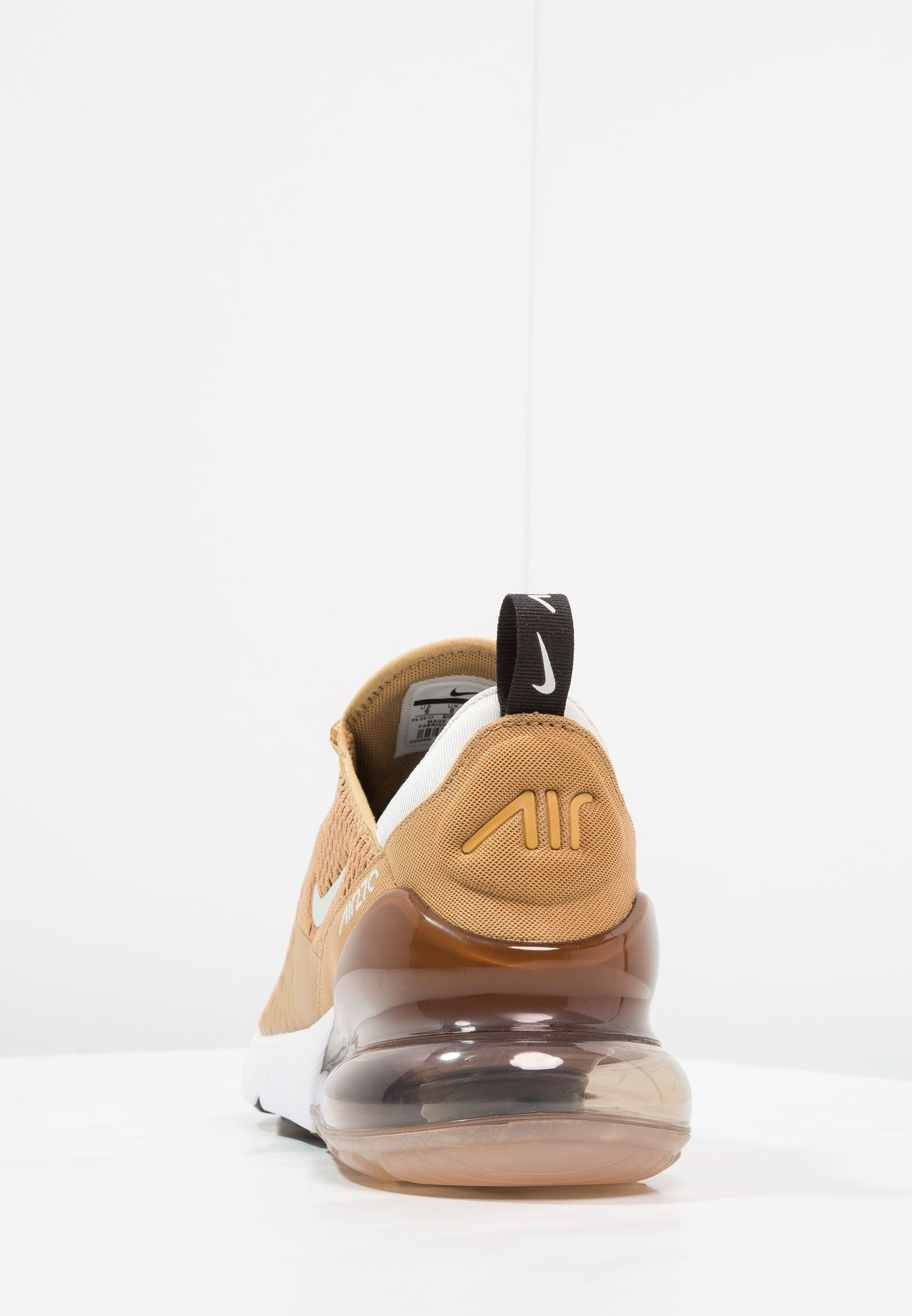 Nike Sportswear Air Max 270 Sneakers Laag Elemental Gold Black Light Bone Zalando Nl Air Max Sneakers Air Max 270