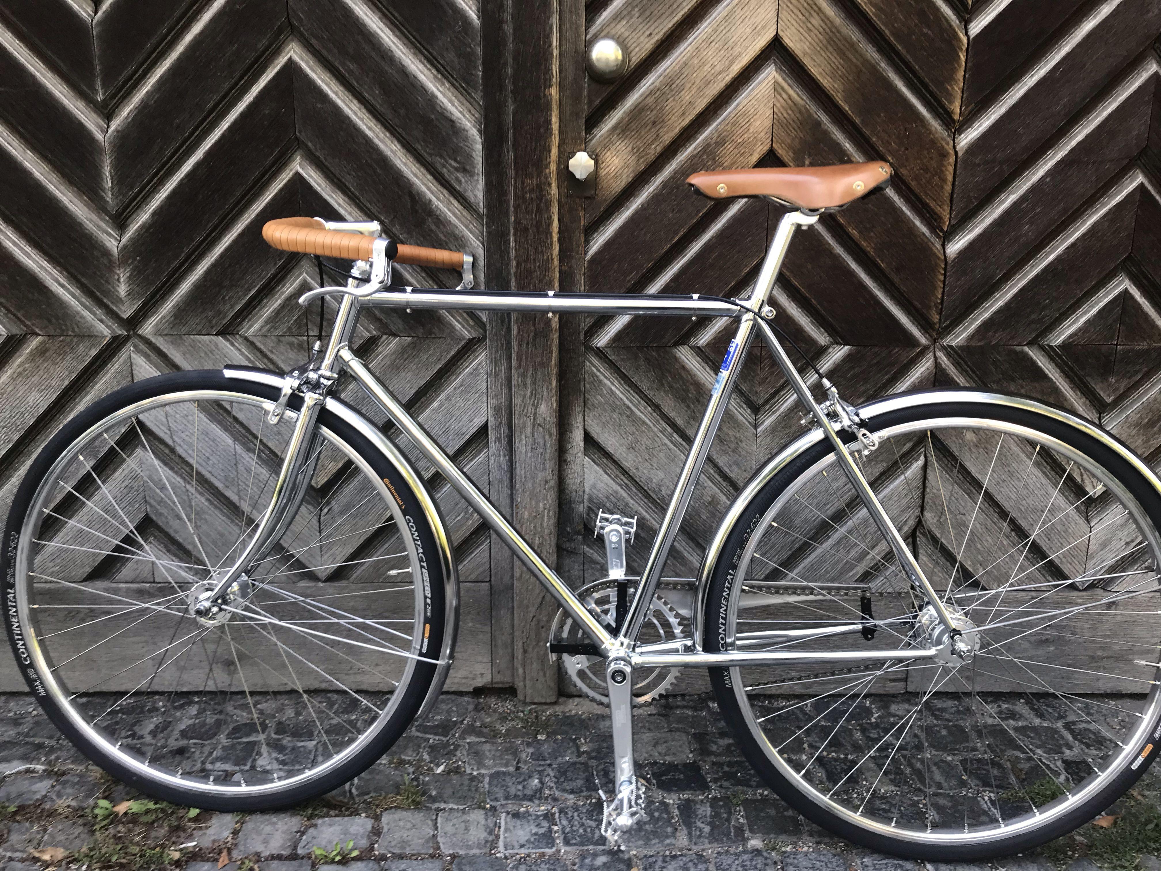 Bella Ciao Monza Fahrradmarken Rad Stadt