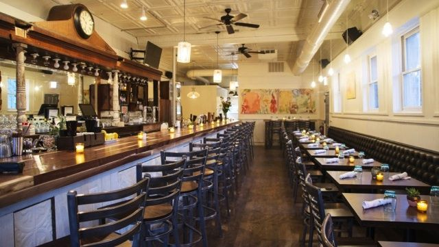 Farm Bar Lakeview Restaurants Chicago Pinterest