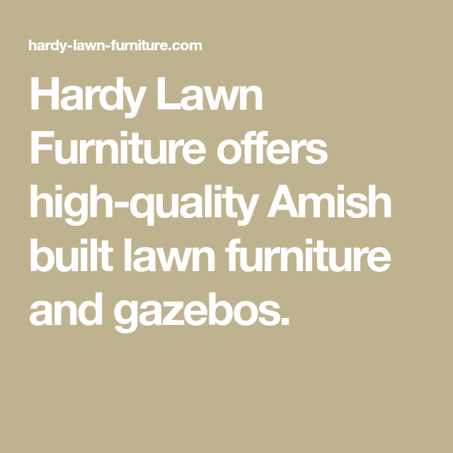 Pin On Projects To Try, Hardy Lawn Furniture Sheds