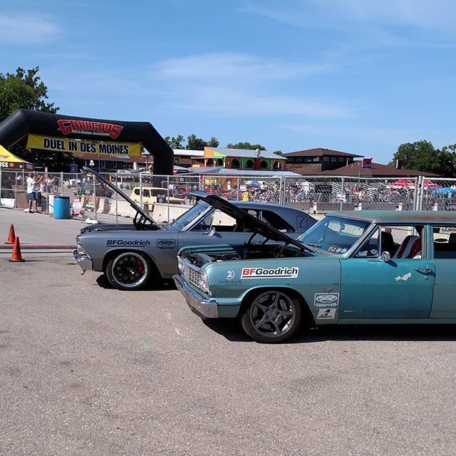 From Tommycomfort We Made It To The Goodguys ShowAutox In Des - Good guys car show iowa