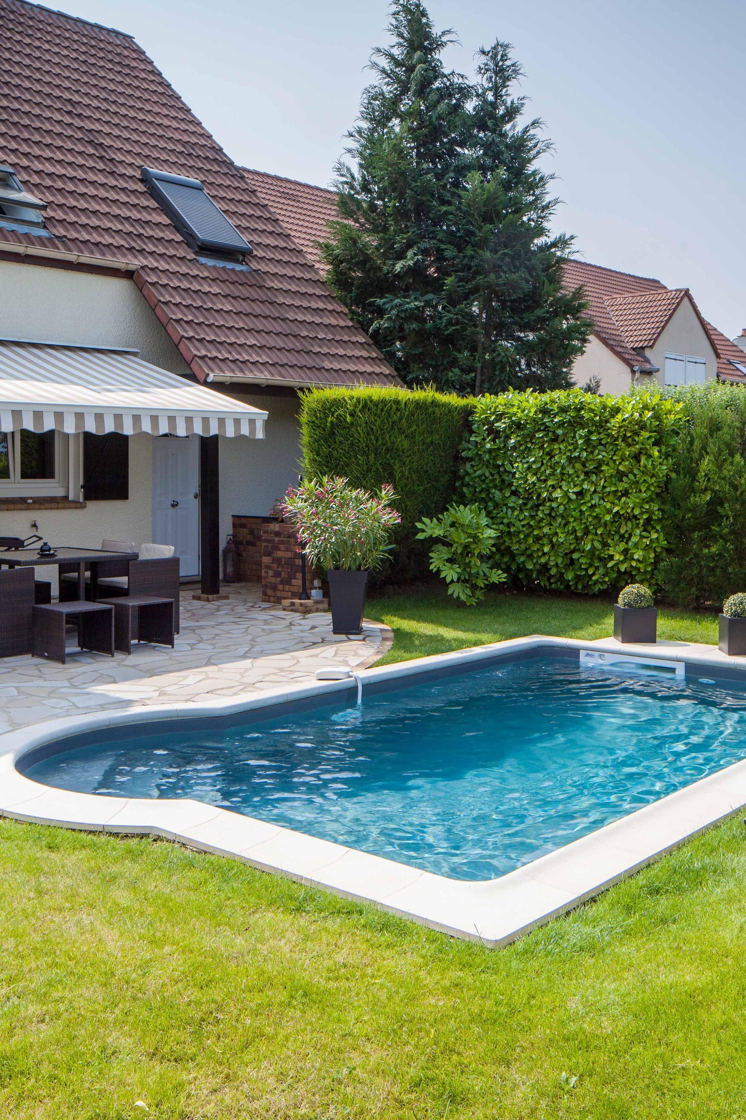 garten Kleiner Pool in 2020   Gartenpools, Garten ...