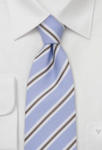 Corbata seda azul claro rayas marrón http://www.corbata.org/corbata-seda-azul-claro-rayas-marr%F3n-p-12541.html