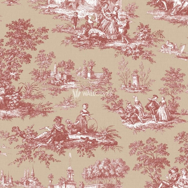 Wallcover Papier Peint 004134 blooming garden 8 rasch-textil | papier peint alcove