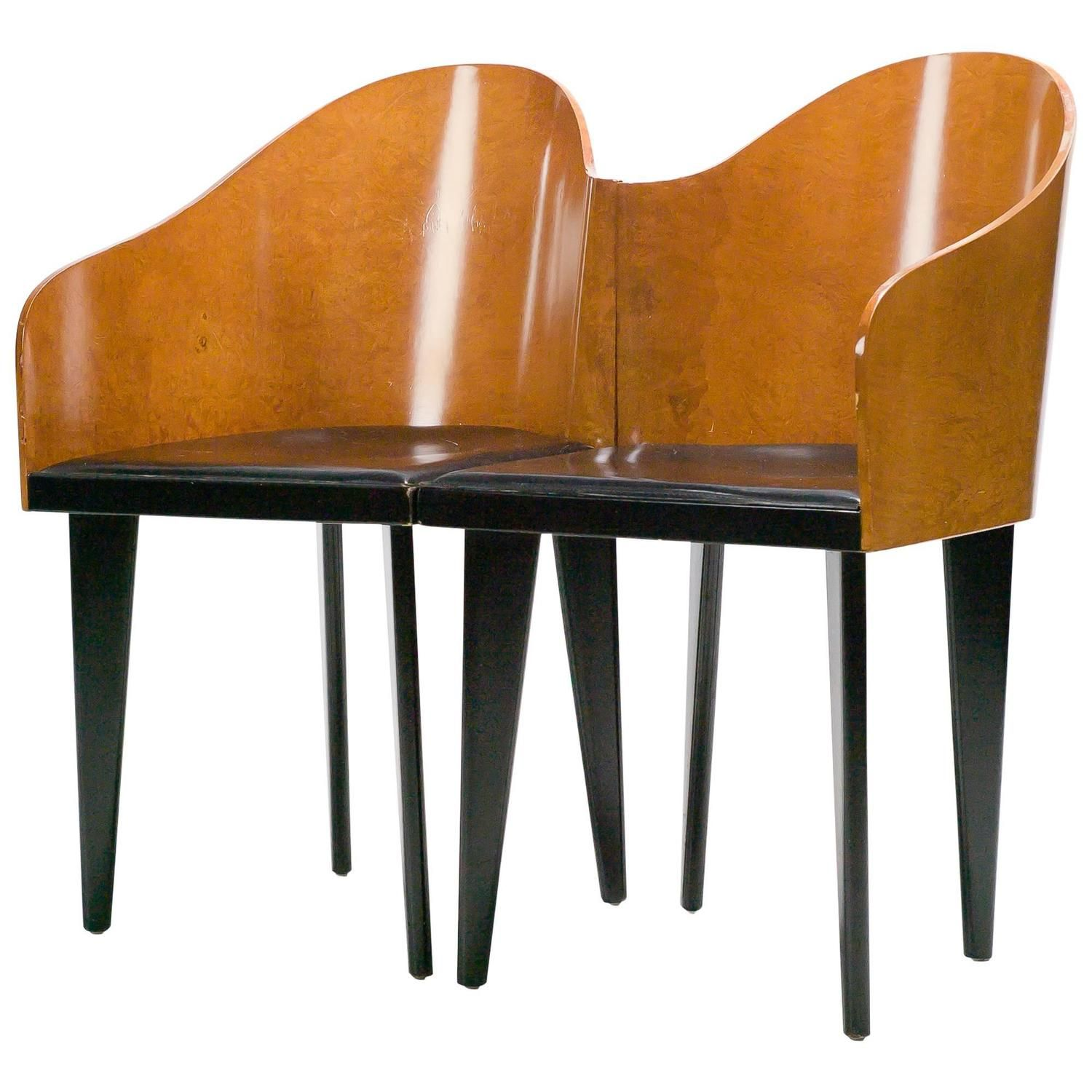 Toscana Chairs. Piero Sartogo 1986 For Saporiti.   From A Unique Collection  Of Antique And Modern Chairs At Https://www.1stdibs.com/furniture/seating/ Chairs ...
